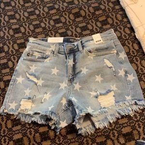 Pants - Just Blues shorts